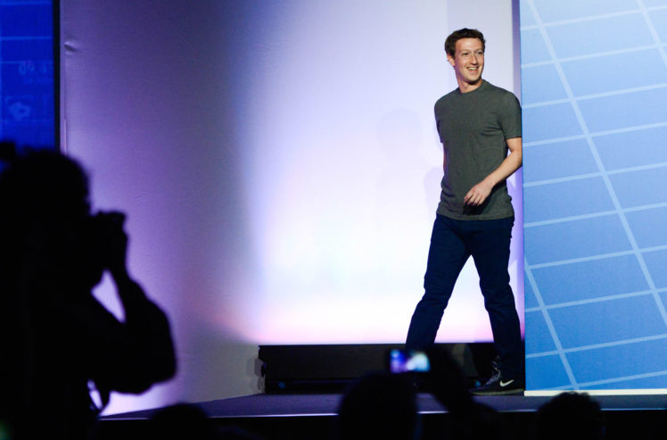 Zuckerberg's plan to connect billions of people