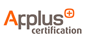 Applus logo footer